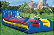 Bungee Run Interactive Inflatable Rental